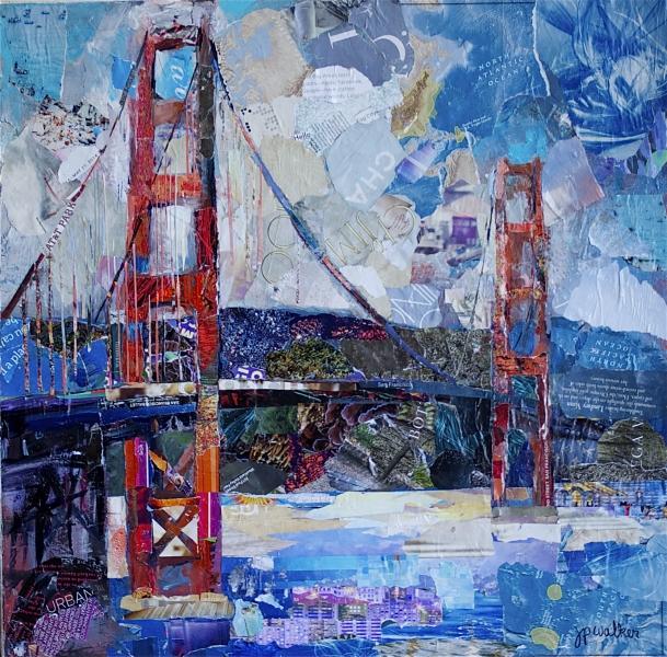 Fog City by Jamie Pavlich Walker