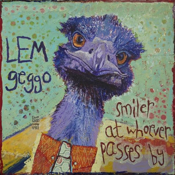 Lem Geggo by Yvonne Gaudet