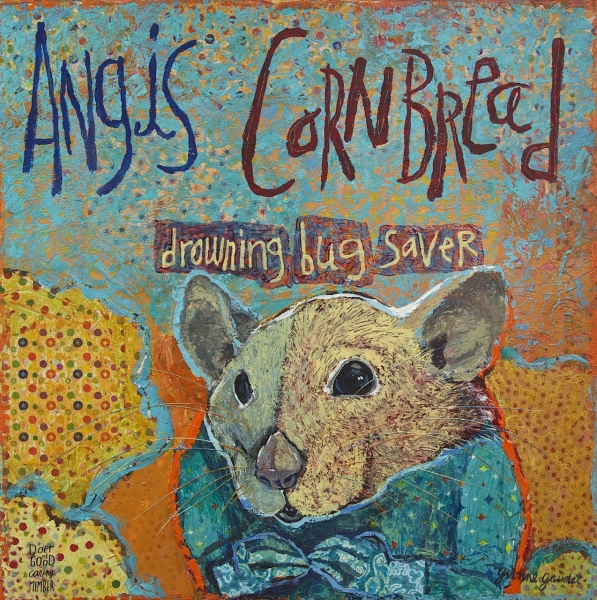Angis Cornbread by Yvonne Gaudet