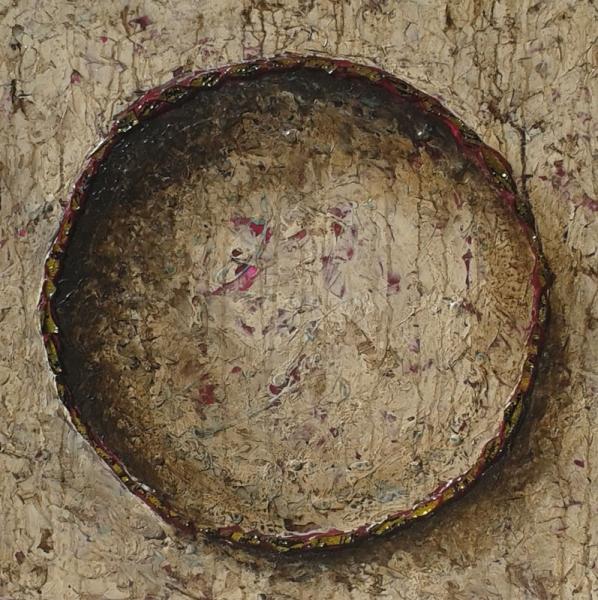 Yellow Ring by Christine Hausserman
