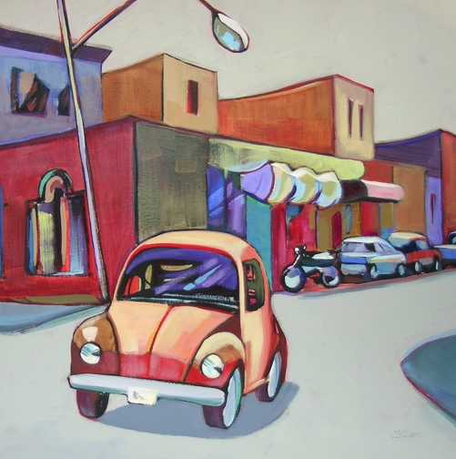 Volkswagen Enthusiast by Carolee Clark