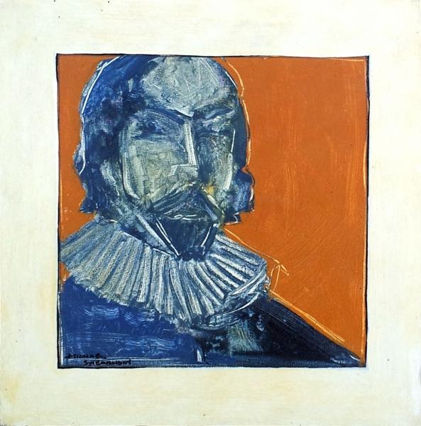 Shakespeare Orange by Michael Swearngin