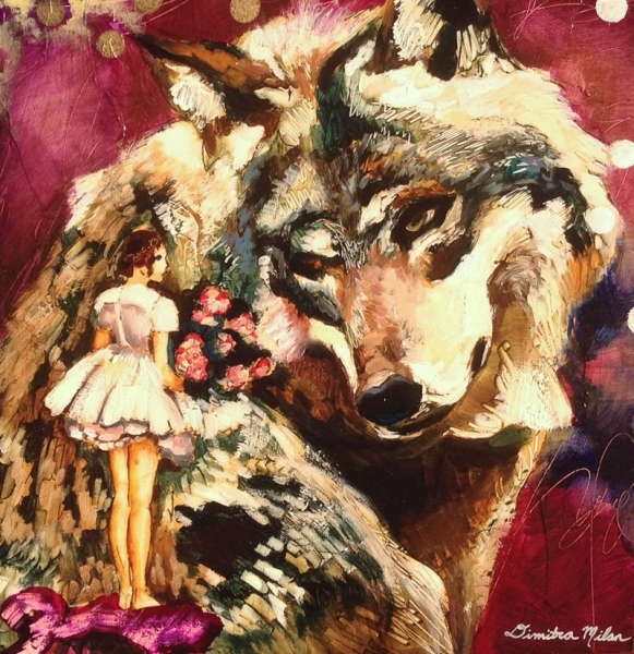 Cry Wolf by Dimitra Milan