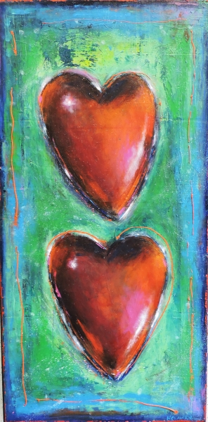 Heart Series by Dave Newman