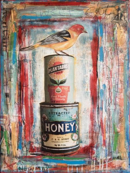 Sweet Bird #2 by Dave Newman